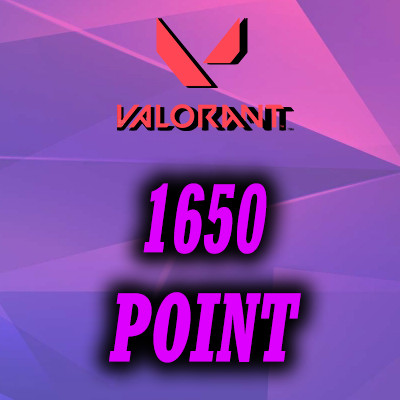 1650 Points