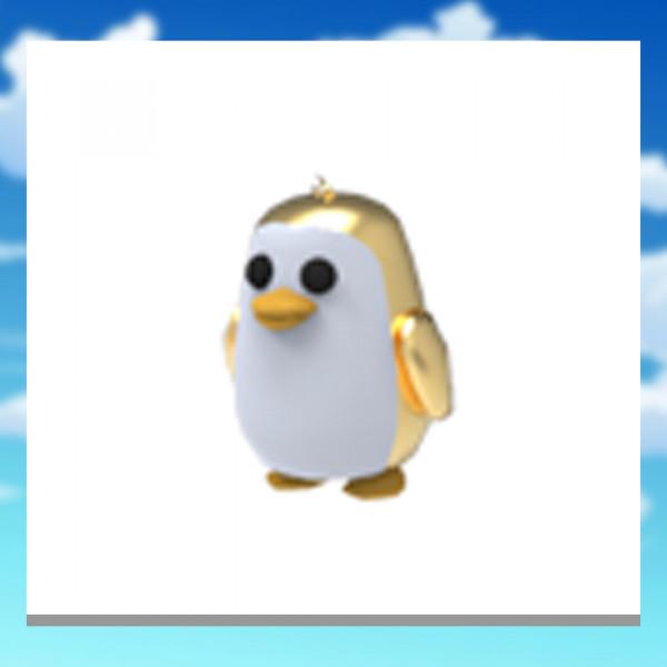 Pet Golden Penguin Adopt Me
