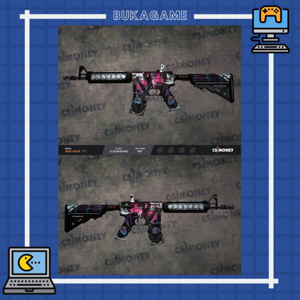 M4A4 | Neo Noir (Field-Tested)
