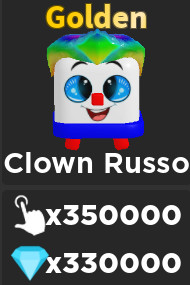 CLOWN RUSSO | Tapping Mania