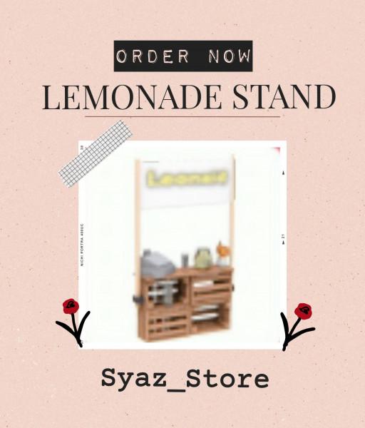 ROBLOX || Adopt Me Item || Lemonade Stand