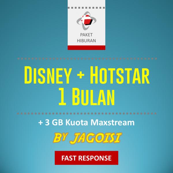 Disney+ Hotstar 1 Bulan