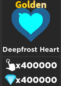 DEEPFROST HEART | Tapping Mania