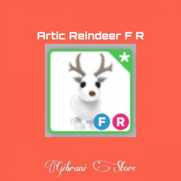 Arctic Reindeer F R Adopt Me pet