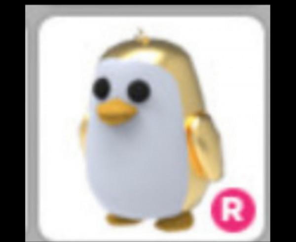 Golden penguin R (Ride)