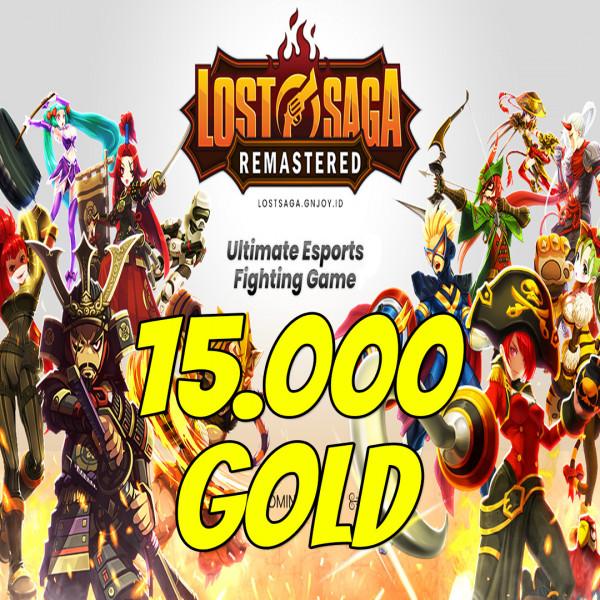 15000 Gold