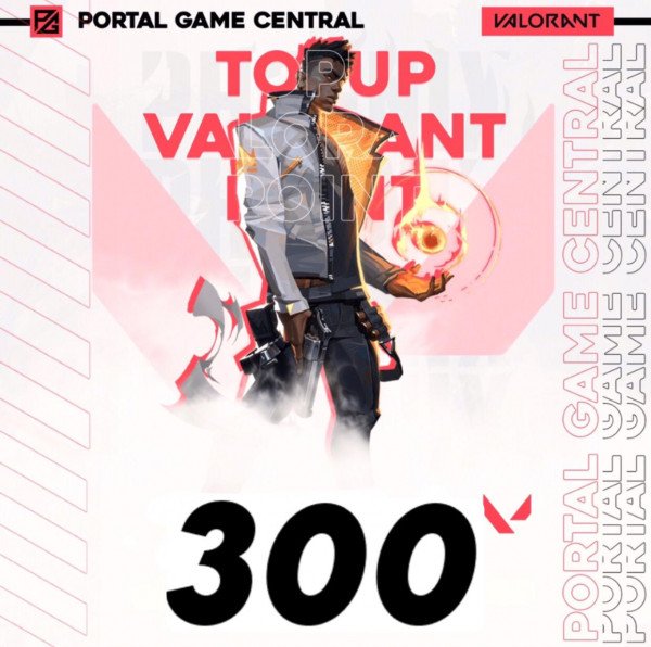 Top Up 300 Points
