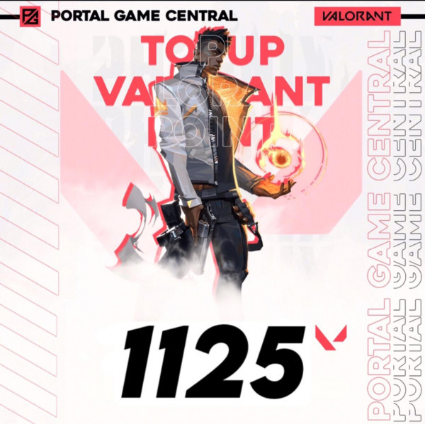 Top Up 1125 Points