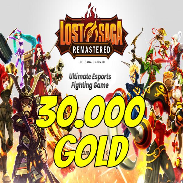 30000 Gold