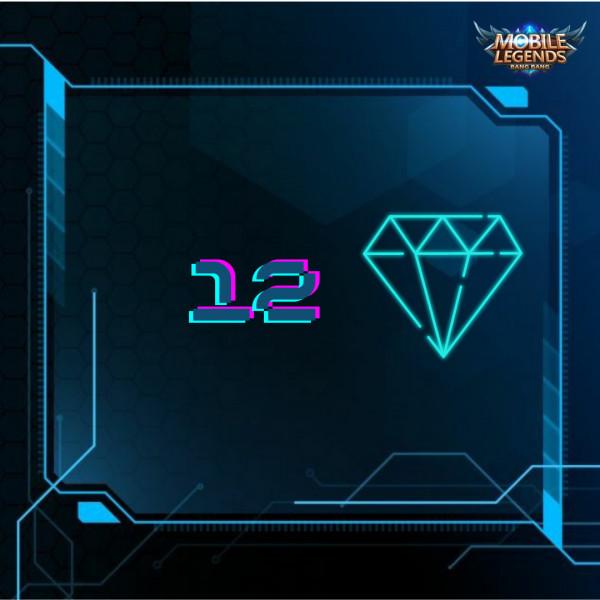 12 Diamonds