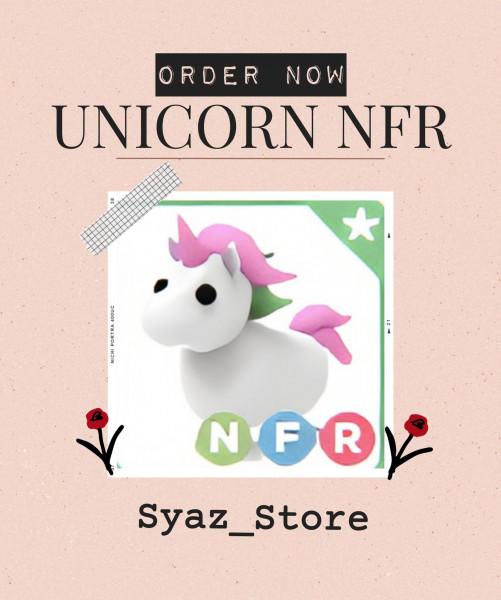 ROBLOX || Adopt Me Pet || Unicorn NFR || Legendary