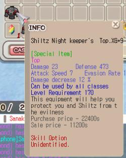 Night Keeper XG+9 (T)