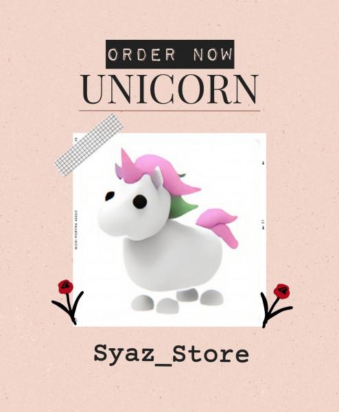 ROBLOX || Adopt Me Pet || Unicorn || Legendary