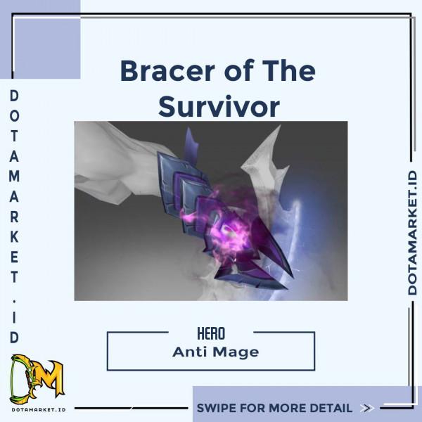 Bracer of The Survivor (Anti Mage)