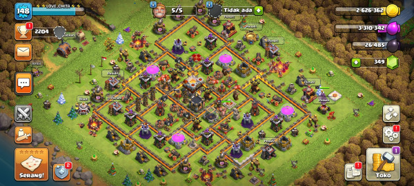 TH 11 HERO 40 43 7 MURAH -IP