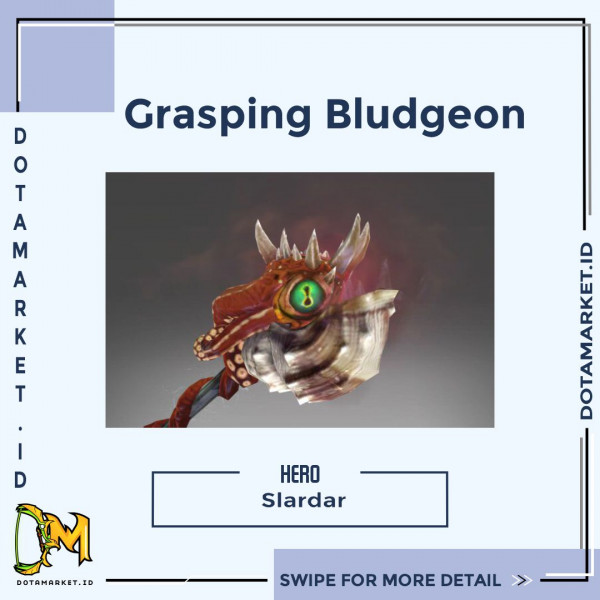 Grasping Bludgeon (Immortal Slardar)